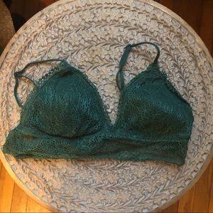 Victoria's Secret Green Bralette